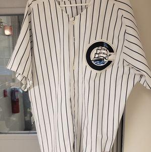 Columbus clippers baseball jersey